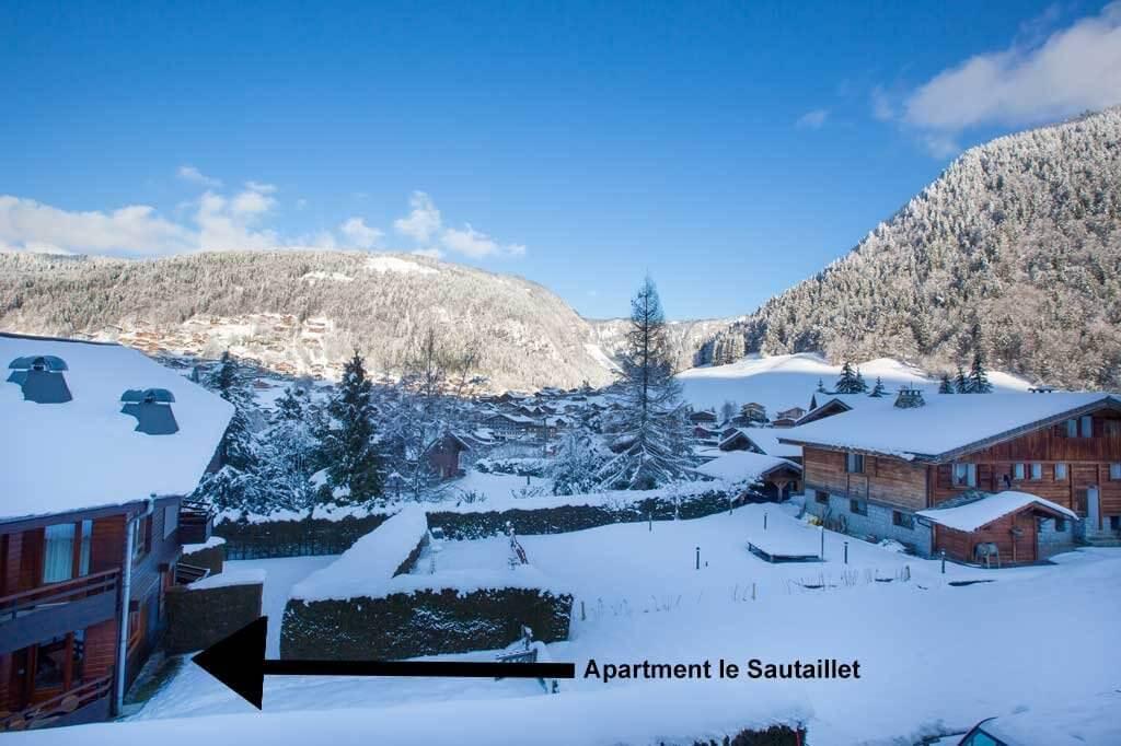 G Apartment Sautaillet – winter 2