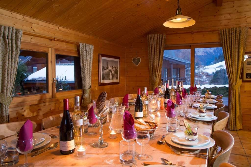 G Chalet Montagnes – winter 11