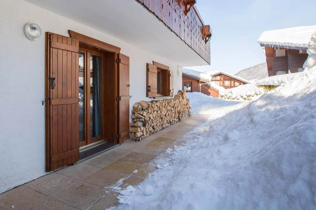 G Apartment Montagnes Winter 5