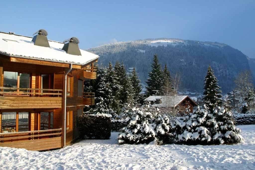 G Apartment Sautaillet – winter 3