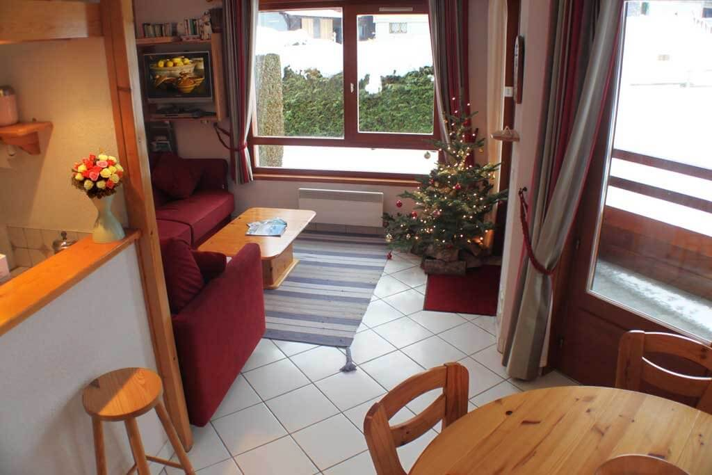 G Apartment Sautaillet – winter 5