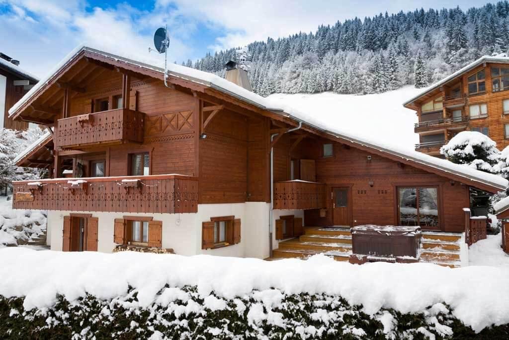 G Chalet Montagnes – winter 1