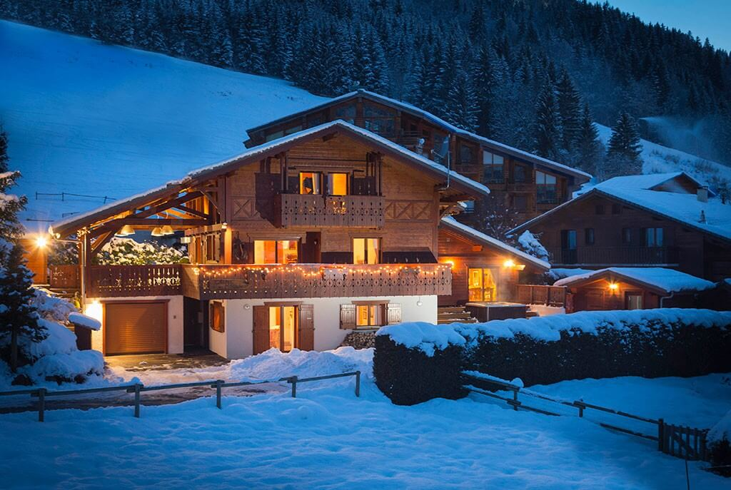G Apartment Montagnes Winter 1