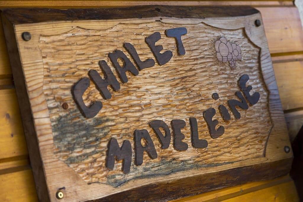 G Chalet Madeleine – summer 11