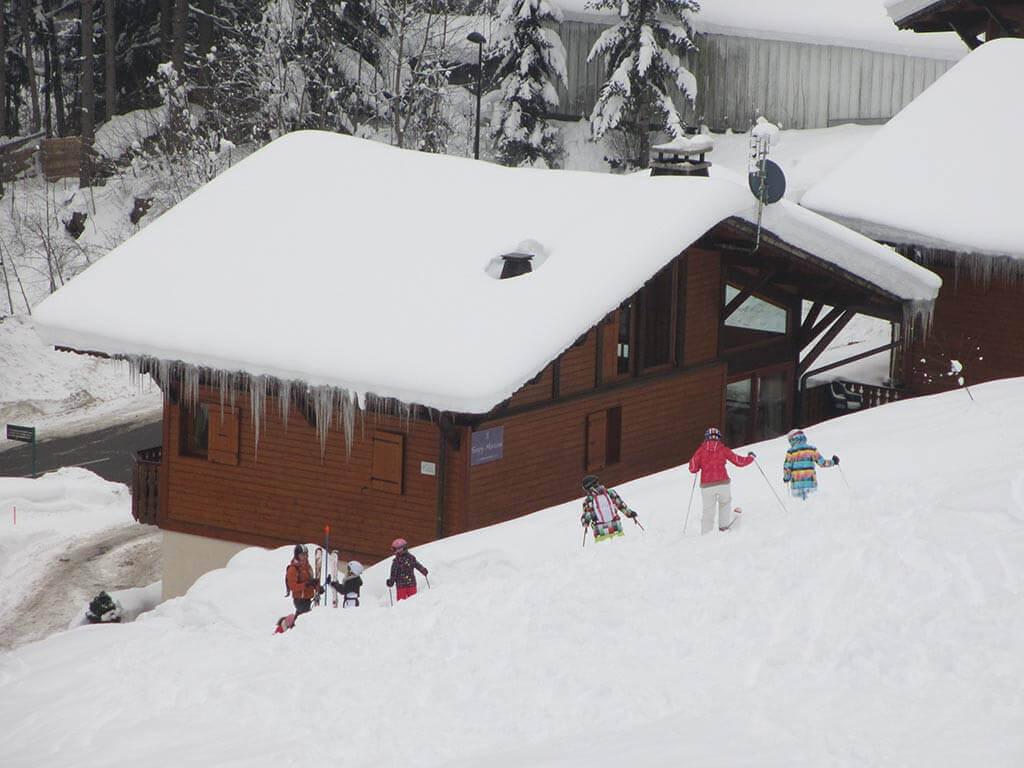G Chalet Madeleine winter 5