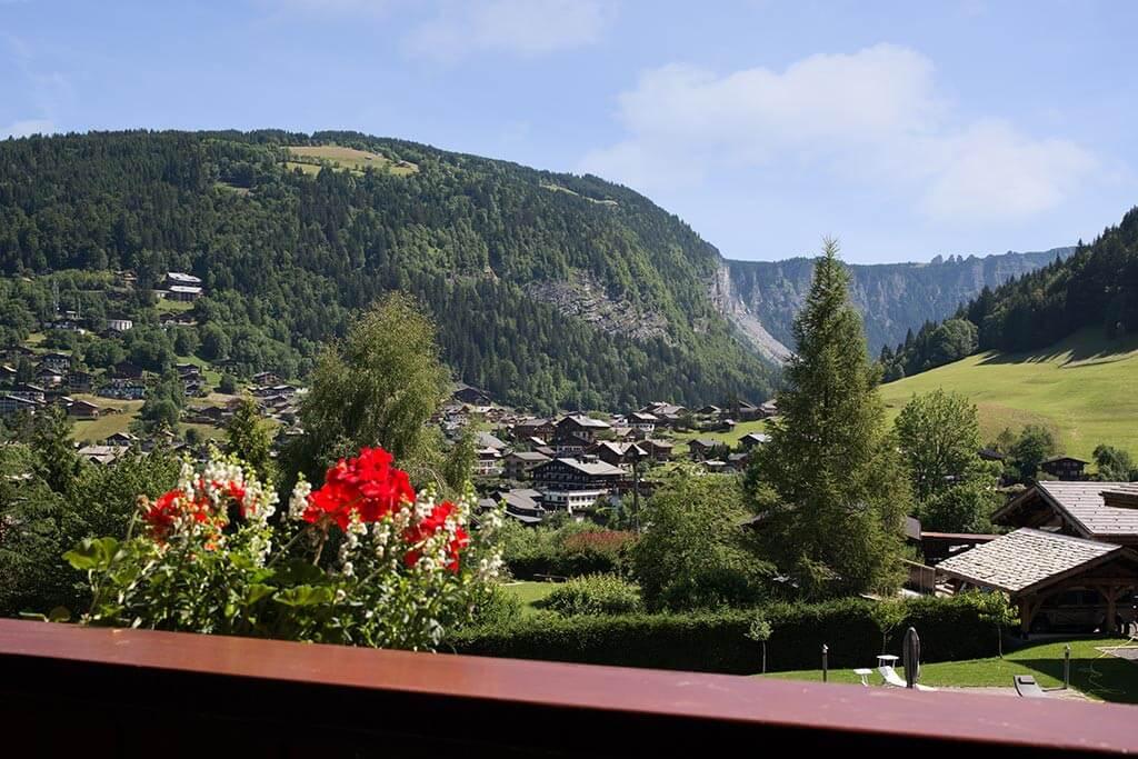 G Chalet Montagnes – summer 1