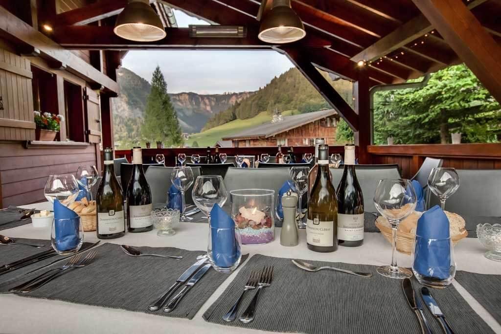 G Chalet Montagnes – summer 12