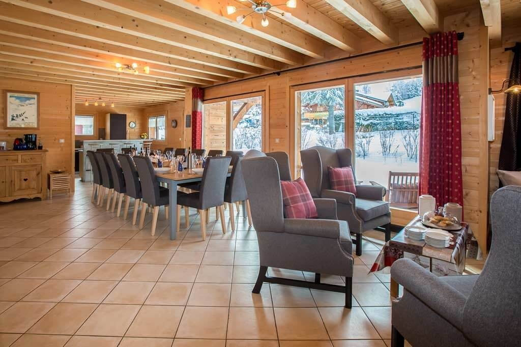 G Chalet Central – winter 2