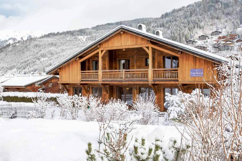 G Chalet Central – winter 14