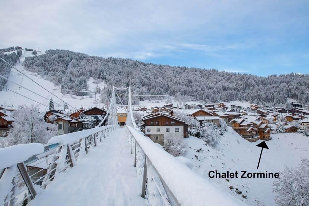 G Chalet Zormine – winter 4
