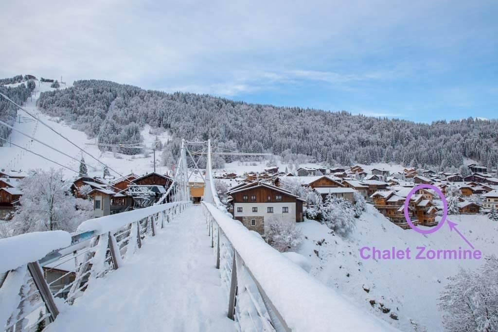 G Chalet Zormine – winter 1