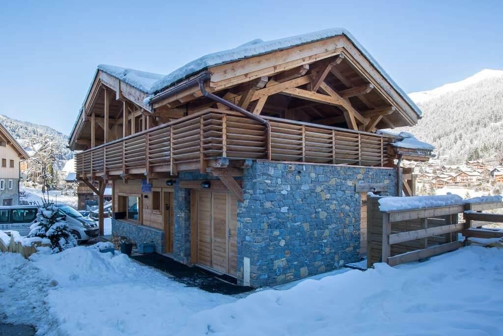 G Chalet Zormine – winter 8