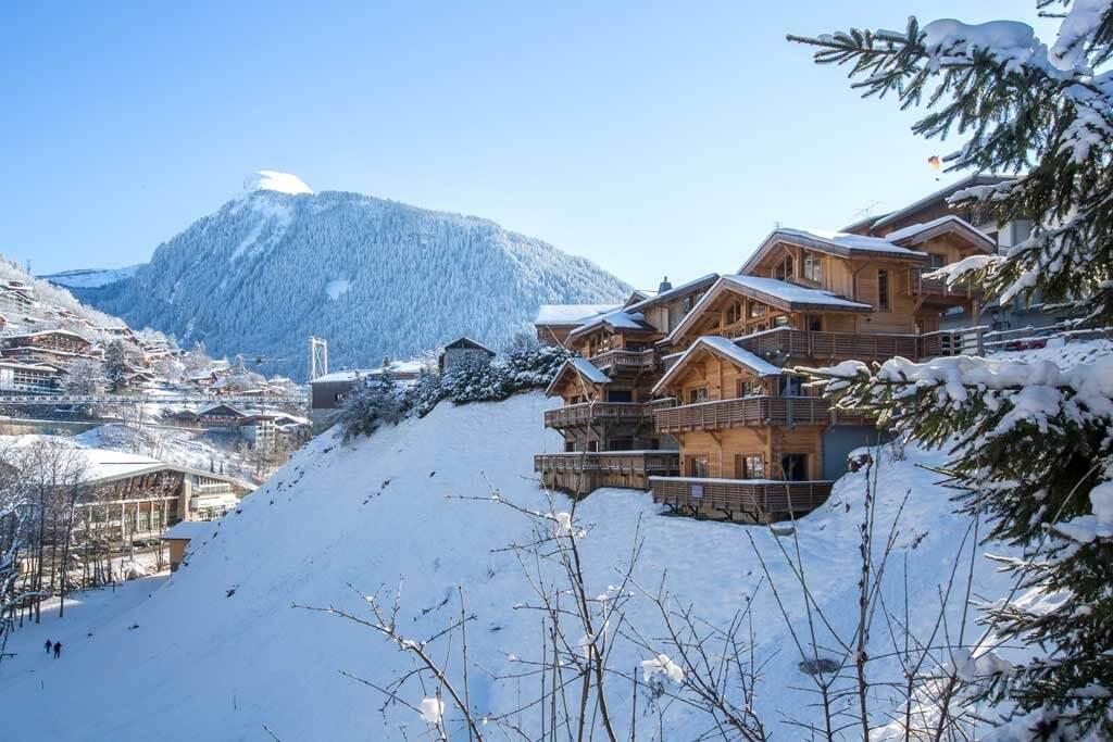 G Chalet Zormine – winter 2