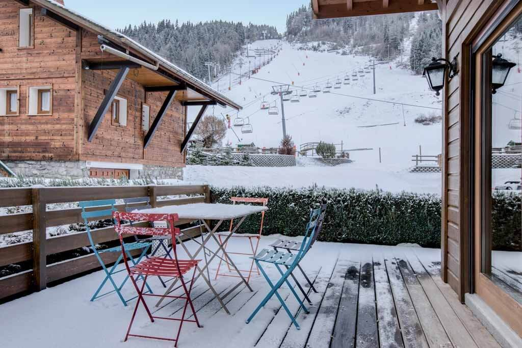 G Chalet Carving – winter 18