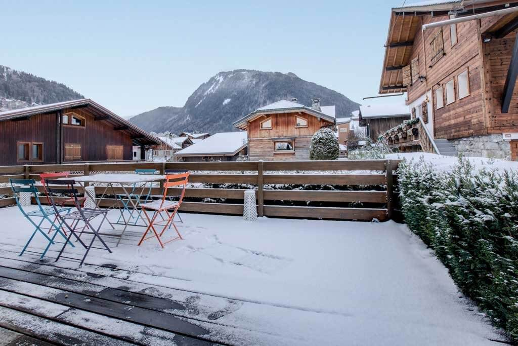 G Chalet Carving – winter 19