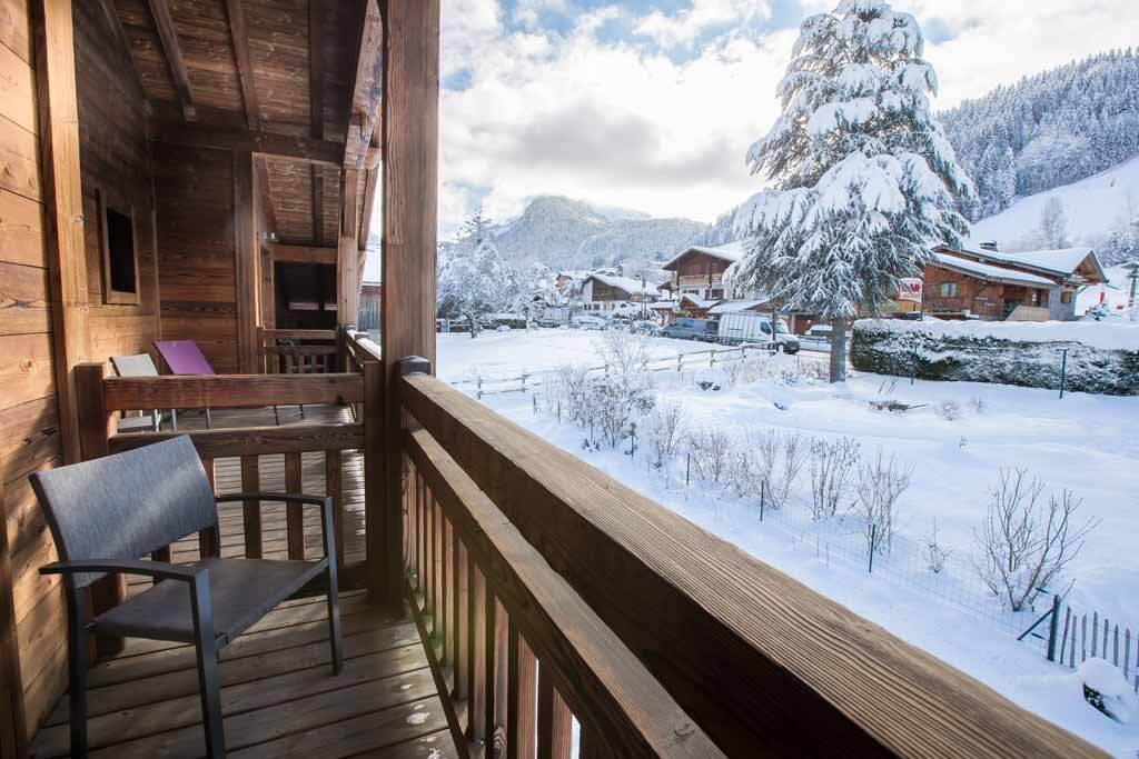 G Chalet Central – winter 18